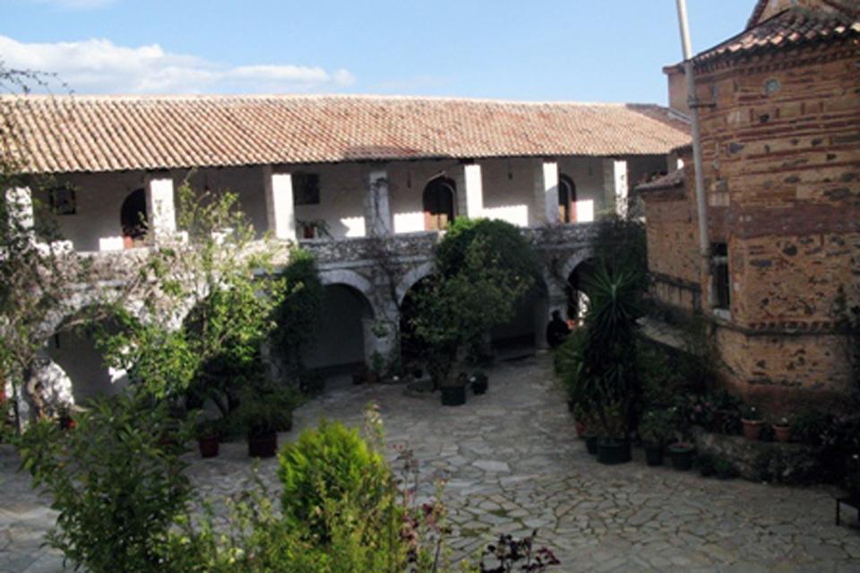 Monastery Of Zermbitsa